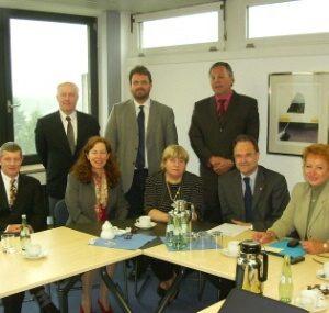 Kreis-SPD besucht Agentur für Arbeit