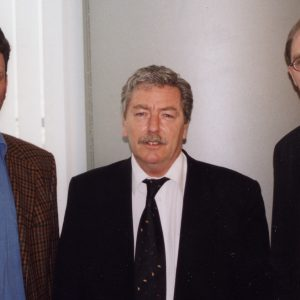 Guido van den Berg - Willi Piecyk - Bernd Coumanns