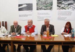 Runder Tisch Alt-Kaster mit Guido van den Berg MdL am 04.09.2012
