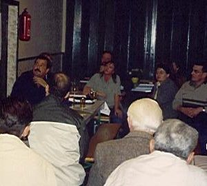 Bürgerversammlung der SPD in Broich