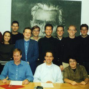 Die Youngsters der NRW-SPD stellen ihr Bildungspapier vor