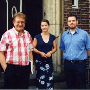 Besuch beim Projekt Hüpfdötzchen in Grevenbroich