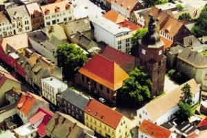 Vetschau Wendische Doppelkirche