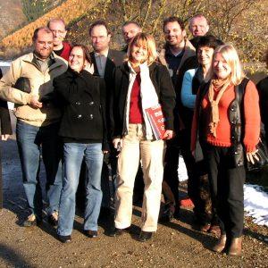 Klausurtagung der Rhein-Erft SPD im November 2004 in Rurberg in der Eifel