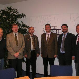Janssen, Finkler, Kremer-Schillings, Effertz, van den Berg und Wagner