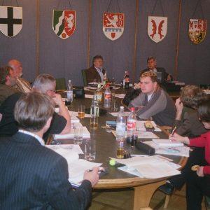 Treffen der SPD aus Bedburg, Bergheim und Elsdorf