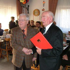 60 Jahre SPD Karl-Friedrich Schild