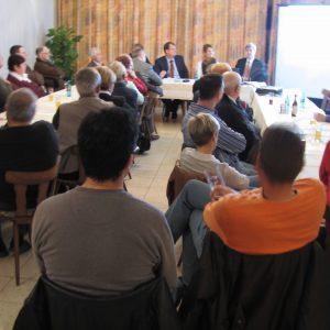 Bürgerversammlung für Kirdorf und Blerichen
