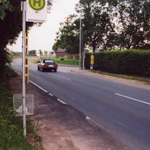 Bushaltestelle Schmiedestraße in Pütz