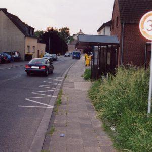 Ortseinfahrt Lipp (Erkelenzer Straße)